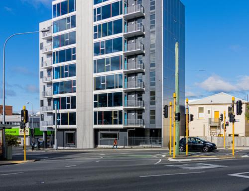 Abel Smith Street Apartment