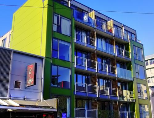 Duel on Vivian Apartments