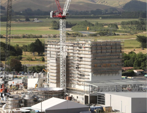 Fonterra Pahiatua Dryer 3
