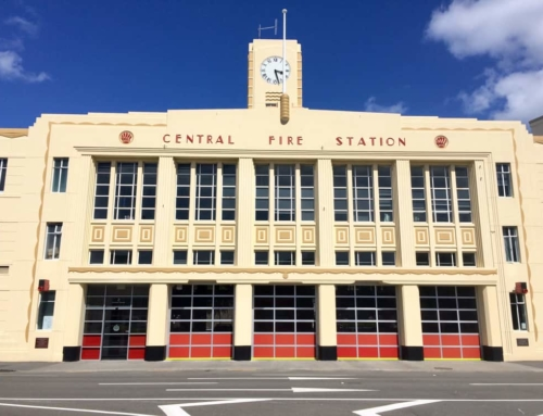 Wellington Central Fire Station