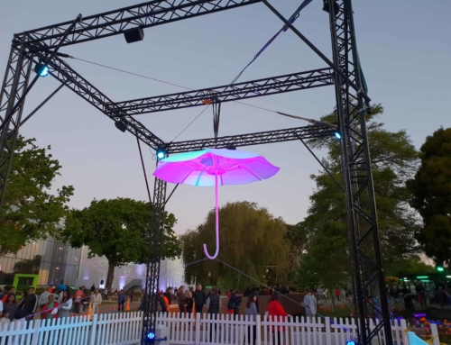 HighLight: Carnival of Lights Umbrella