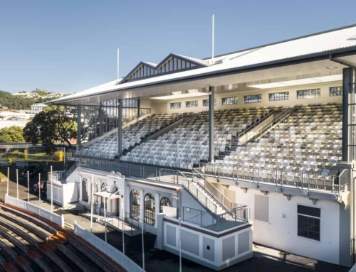 Basin Reserve Old Pavilion (Museum Stand)