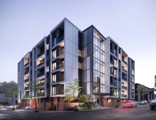 Monark Apartments – King Street, Mt Cook, Wellington