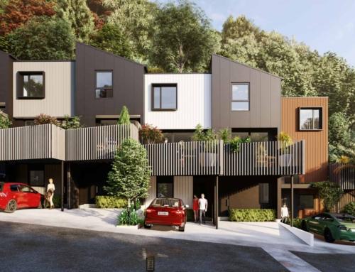 Tyndall Rise Townhouses Waiwhetu