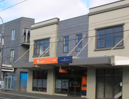 WINZ Office Newtown