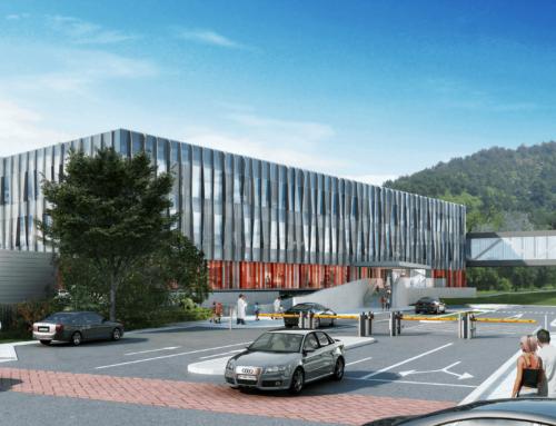 Wellington Children's Hospital Seismic Restraints