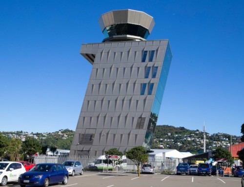 Airways Wellington Control Tower