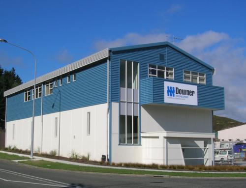 Wingate Warehouse & Office